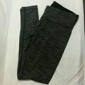 Lululemon Gray Yoga Pants Medium